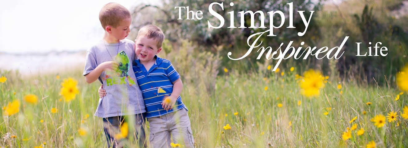 The Simply Inspired Life