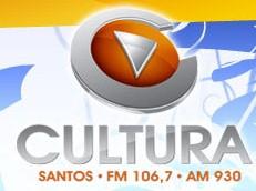 Rádio Cultura FM de Santos ao vivo