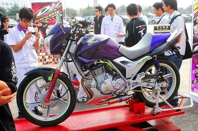 Honda cbf 150 cc