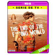 The End of the Fucking World (2017) Temporada 1 Completa WEB-DL 720p Audio Dual Latino-Ingles