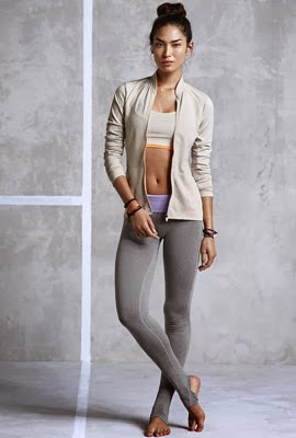 Ropa deportiva mujer H&M