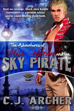 THE ADVENTURES OF MISS UPTON AND THE SKY PIRATE
