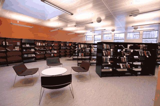Perpustakaan penjara Halden