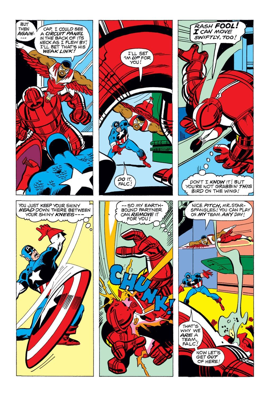 Captain America (1968) Issue #174 #88 - English 10