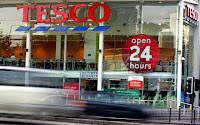 Tesco open 24 hours