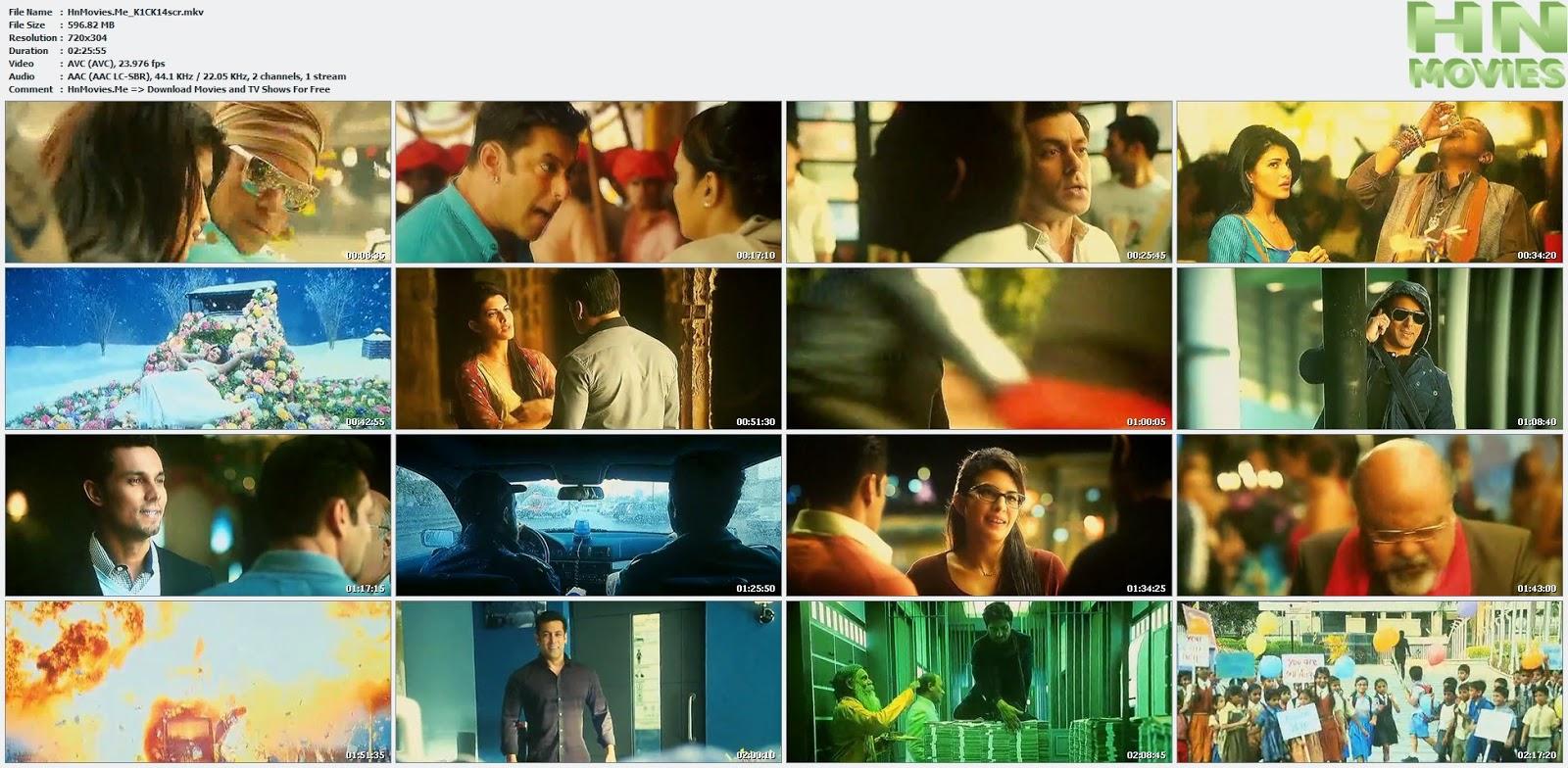 movie screenshot kick 2014 fdmovie.com