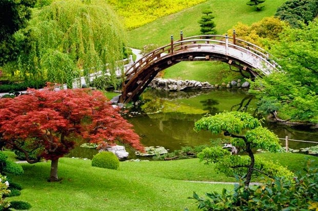 World's most beautiful gardens - Huntington Botanical Gardens, USA