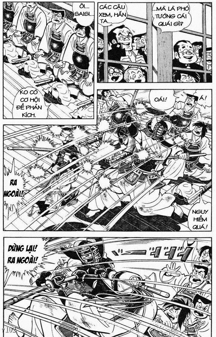 Siêu quậy Teppi chap 94 - Trang 37