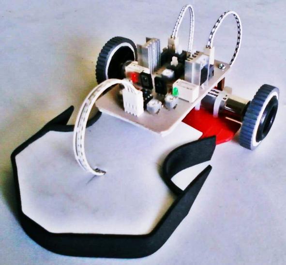 Membuat Robot Line Follower Sederhana Pemula - Elektronika