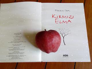 Bir Annenin Blogu - Kırmızı Elma