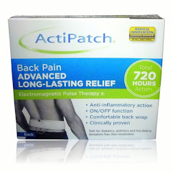 ADVANCED BACK PAIN RELIEF