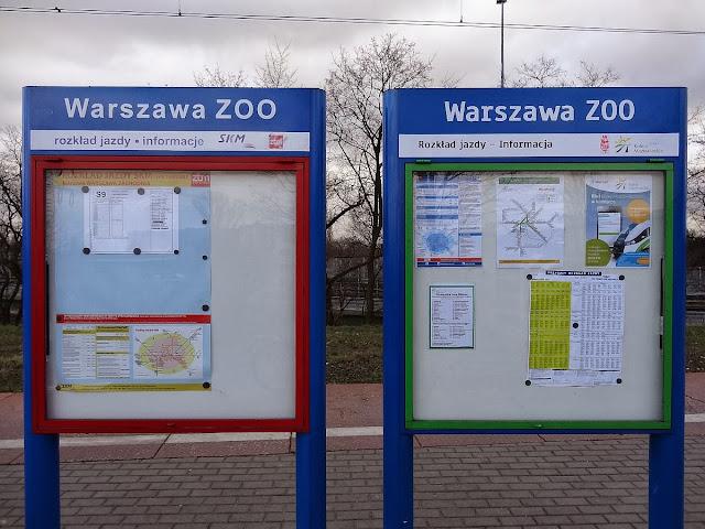 PKP Warszawa Zoo