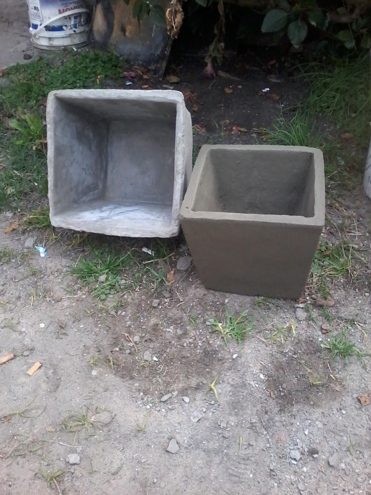Moldes para hacer macetas de cemento modelo de moldes - Macetas de cemento ...