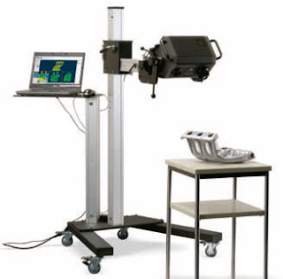 Range7, escáner industrial, Moldes, láser