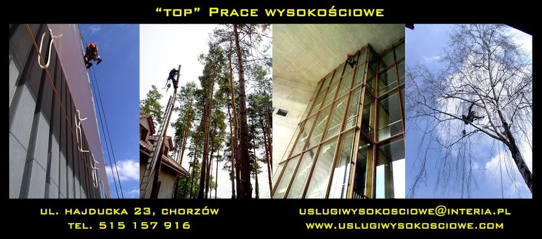 TOP Prace wysokosciowe - Wrocław, Katowice