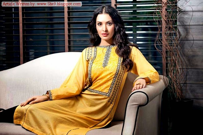 G-Pret Eid Ul Azha Collection 2014 by Gul Ahmed