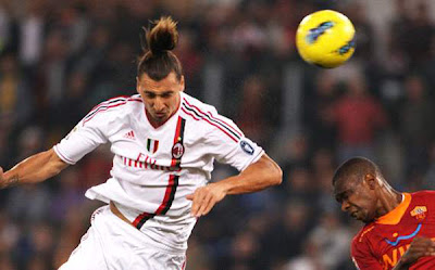 AS Roma 2 - 3 AC Milan (1)