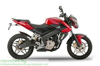 Harga Bajaj Pulsar 200 NS Motor Terbaru 2012