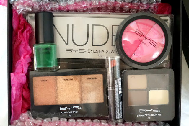 """Glamourbox Special Edition """"BYS Makeup Pro"""""""