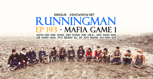 Running Man Episode 193 English Sub