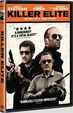 Asesinos de Èlite DVDR NTSC Español Latino ISO 2011