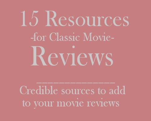 http://javabeanrush.blogspot.com/2015/04/15-classic-movie-review-resources.html