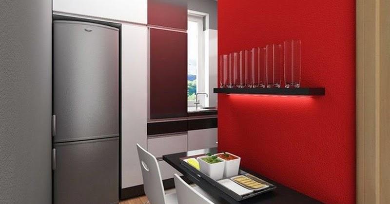 Desain dapur minimalis untuk apartemen design rumah for Design apartemen 2 kamar