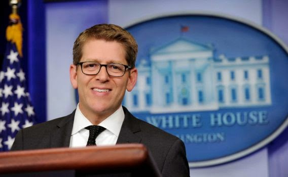 US Team to Aid Nigerian Search for Kidnapped Girls - Jay Carney