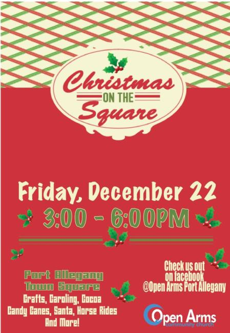12-22 Christmas On The Square