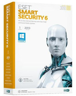Eset smart Security 6 Final With Username And Passwords 2013 Free download Link