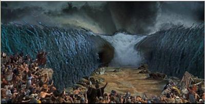 Terungkap Doa Nabi Musa Sebelum Belah Laut Merah