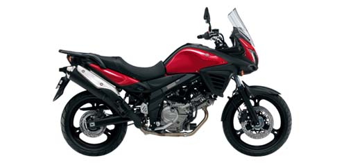 Suzuki V-Strom 650 Review and Specification