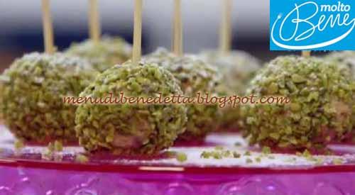 Cake pops colomba ricetta Parodi per Molto Bene