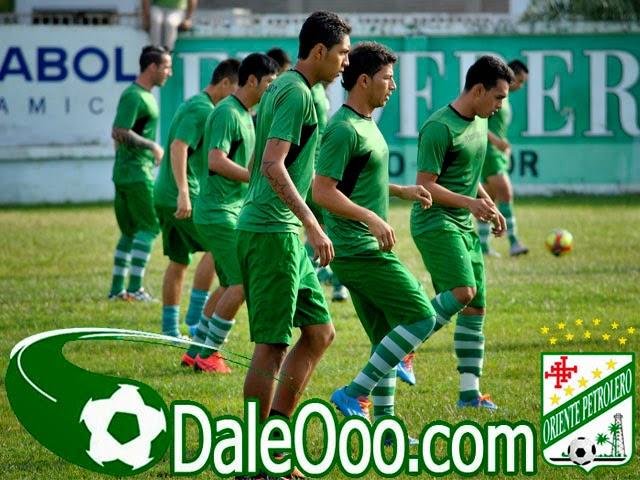 Oriente Petrolero - Samuel Galindo - Diego Rodríguez - DaleOoo.com web del Club Oriente Petrolero