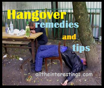 Hangover relief remedies and tips | Best hangover treatment, fast hangover headache cures, hang over