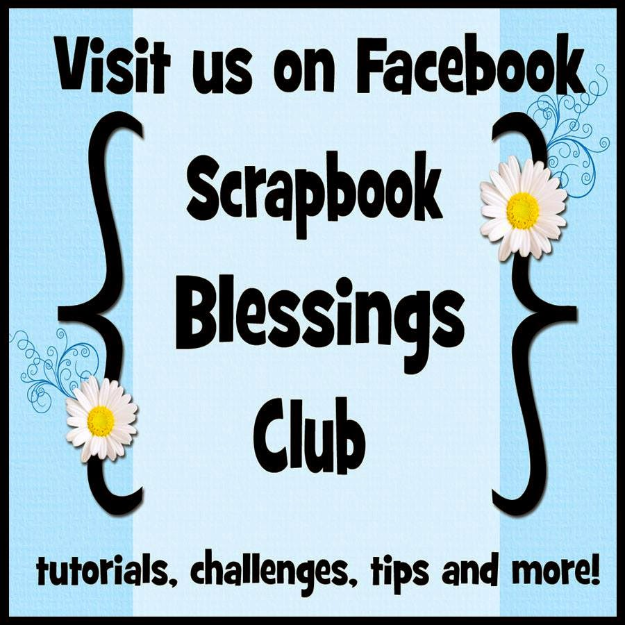 Scrapbook Blessings Club FB Fan Group