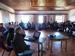Reunião do conselho do Mosaico de Unidades de Conservação da Serra da Mantiqueira