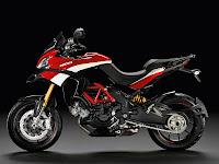 2012 Ducati Multistrada 1200S Pikes Peak Gambar Motor 4