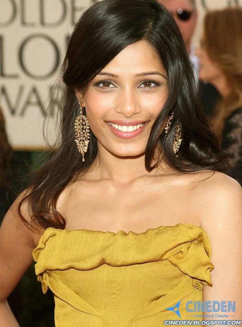 Freida Pinto slams Slumdog Millionaire co-star