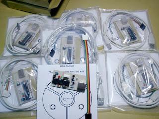 Downloader USB AT89S51