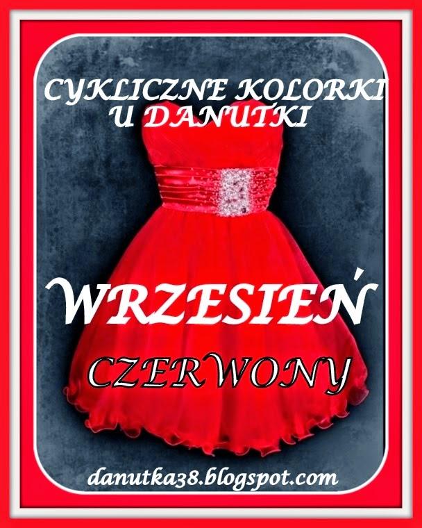 Cykliczne kolorki u Danutki - Wrzesień
