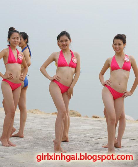 Hoa khôi áo tắm, miss bikini Vietnam, hình ảnh girl xinh bikini 10