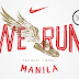 NIKE CELEBRATES THE SPIRIT OF FILIPINOS WITH WE RUN MNL 2013