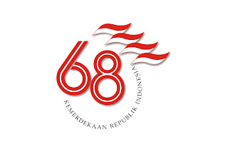 HUT Kemerdekaan Republik Indonesia Ke 68 Logo | Logo Share