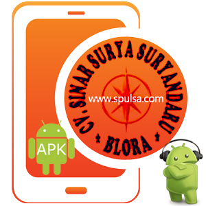 Aplikasi android transaksi pulsa
