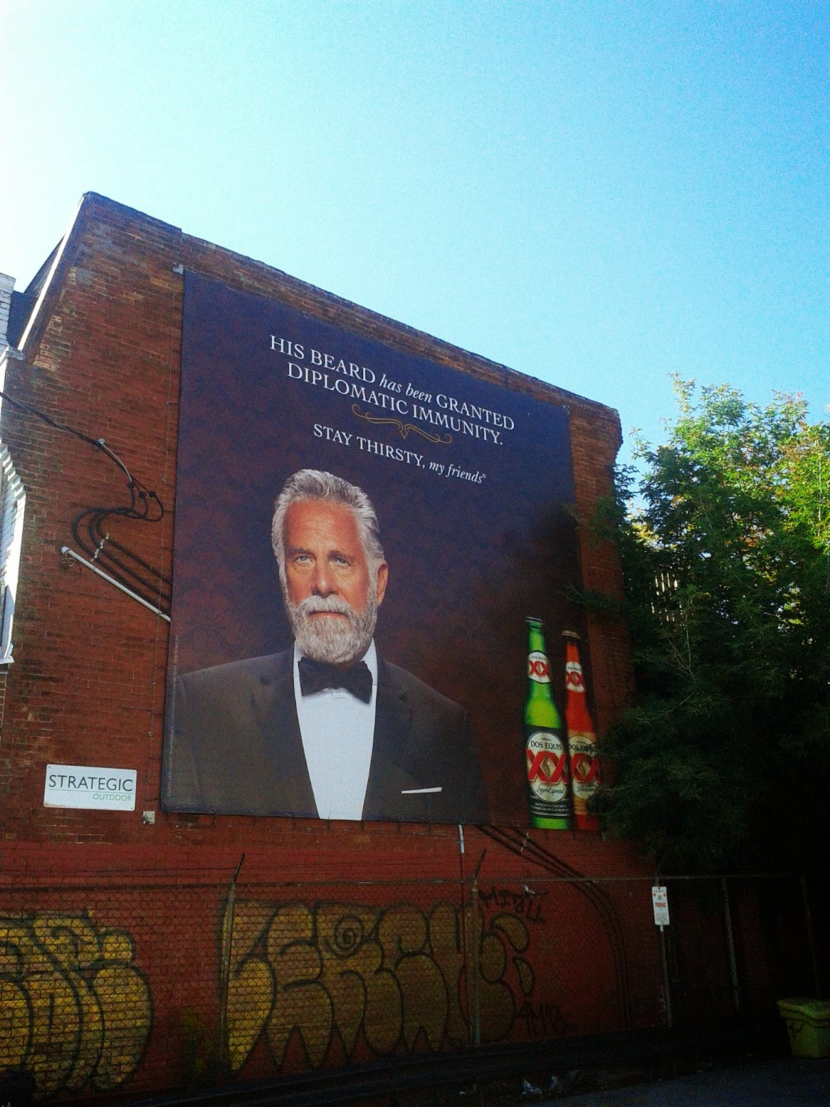 Dos Equis most interesting man in the world