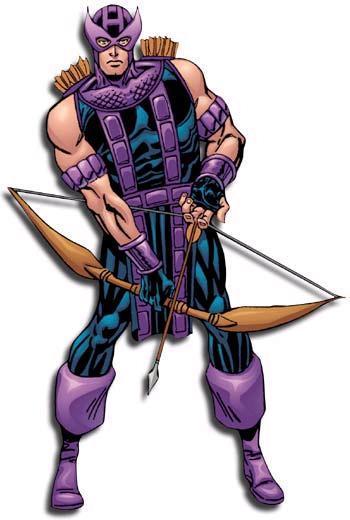 Personajes de Marvel en comics y películas