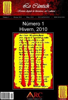 Lo Càntich - Número 1 - Hivern, 2010