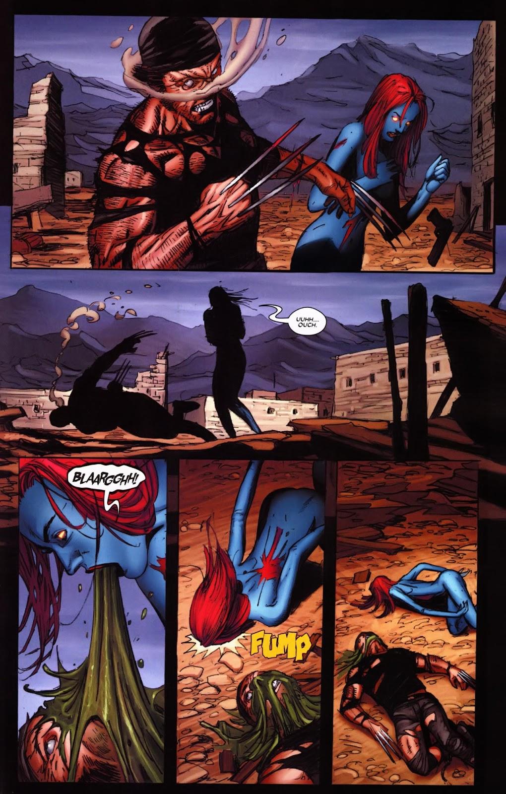 Read online Wolverine (2003) comic -  Issue #65 - 15