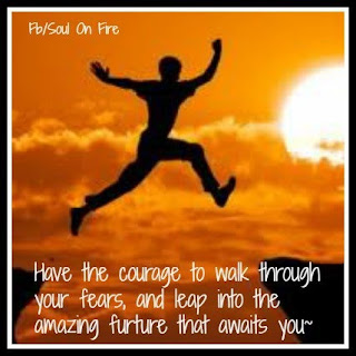 overcome fears, courage, what is courage, fear, facebook,
